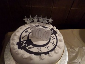 Astrological Lodge of London, We're 100 years old today! (13 July 2015)